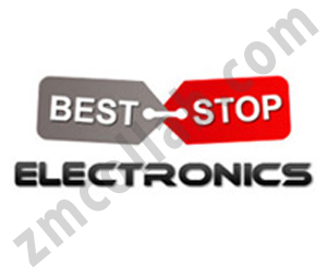ZMCollab logo design Best Stop Electronics