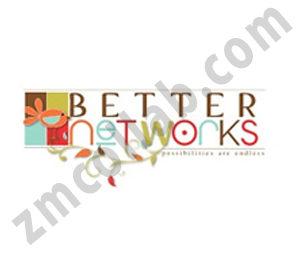 ZMCollab logo design Better Network