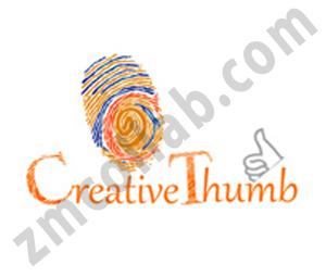 ZMCollab logo design CreativeThumb