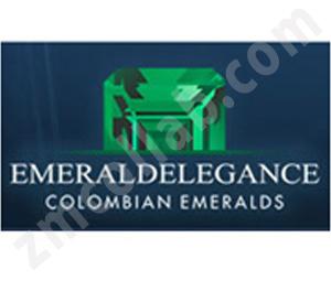 ZMCollab logo design Emeraldelegance