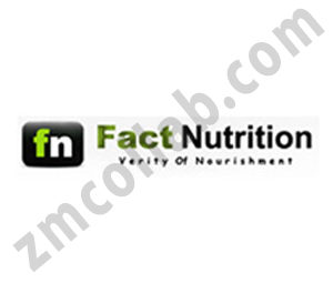 ZMCollab logo design Fact Nutrition