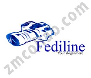 ZMCollab logo design Fediline