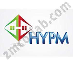 ZMCollab logo design HYPM