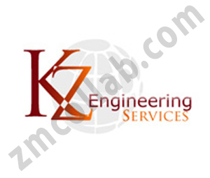 ZMCollab logo design KZ Engineering