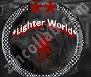 ZMCollab logo design Lighter World