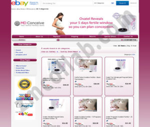 ZMCollab ebay, amazon, shopify, wordpress, bigcommerce store design and product listing templates MD Conceive