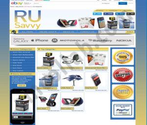 ZMCollab ebay, amazon, shopify, wordpress, bigcommerce store design and product listing templates RU Savvy