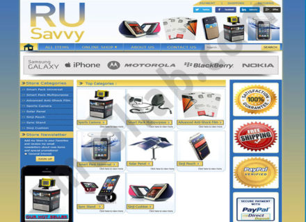 ZMCollab ebay, amazon, shopify, wordpress, bigcommerce store design and product listing templates RU Savvy