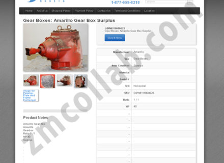 ZMCollab ebay, amazon, shopify, wordpress, bigcommerce store design and product listing templates Universal Industrial