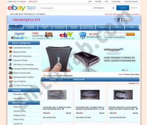 ZMCollab ebay, amazon, shopify, wordpress, bigcommerce store design and product listing templates V Menterprise 101