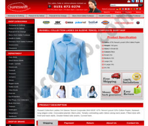 ZMCollab ebay, amazon, shopify, wordpress, bigcommerce store design and product listing templates sureswift