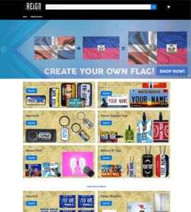 ZMCollab ebay, amazon, shopify, wordpress, bigcommerce store design and product listing templates